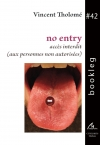 Bookleg #42 No entry
